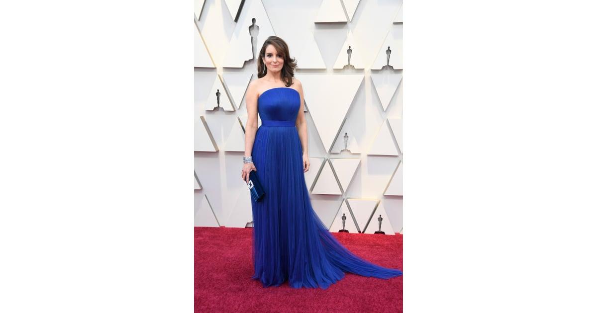 Tina Valerdi 2019 Wedding Dresses: Tina Fey At The 2019 Oscars