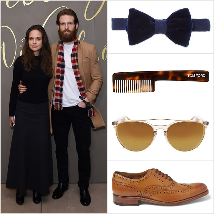 The Gentleman's Gift Guide by Scottish Actor Craig McGinlay