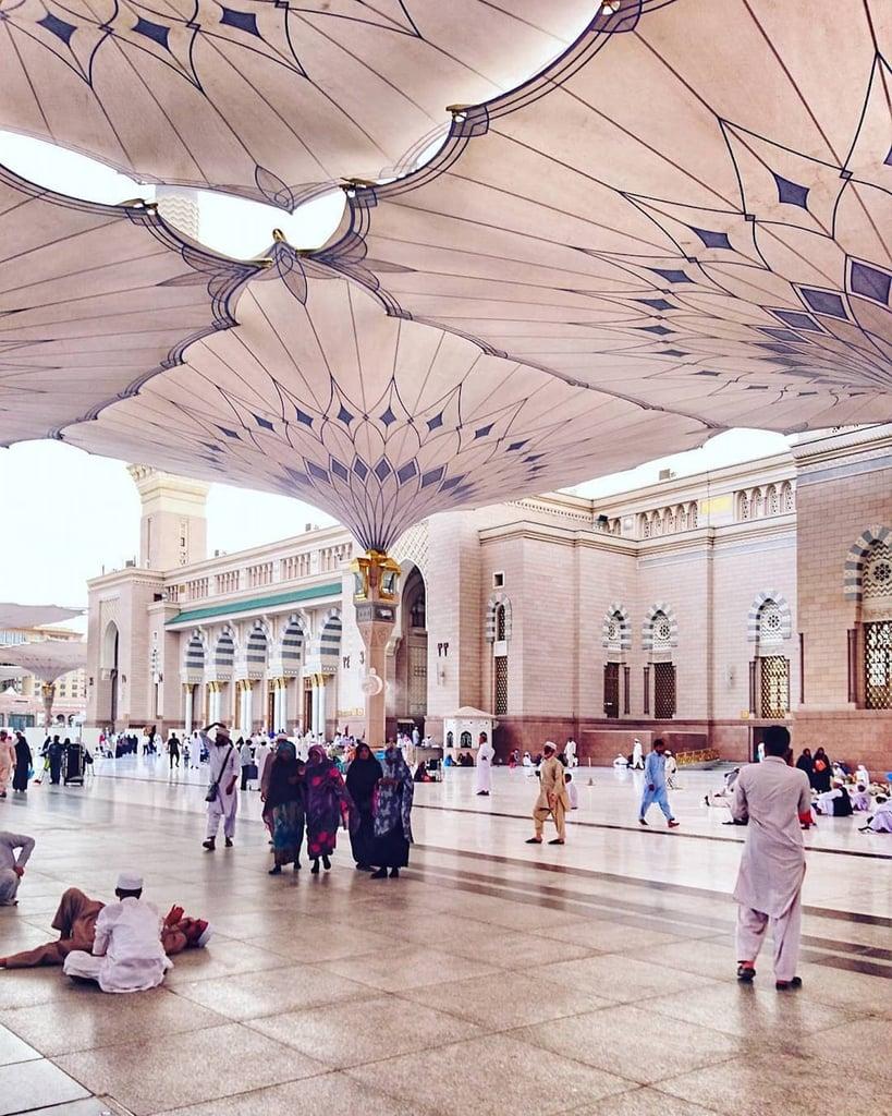Islamic Sites in Saudi Arabia