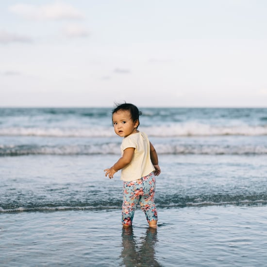 How to Help a Toddler Who's Afraid of the Ocean