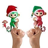 Limited-Edition Holiday Monkey Fingerlings