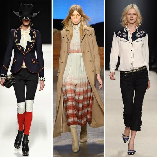 Western Trend Fall 2012
