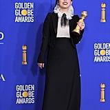 فيديو خطاب أوكوافينا في حفل جوائز الغولدن غلوب 2020