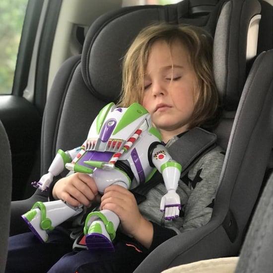 Olivia Wilde Criticized For Son's Car Seat Chest Clip