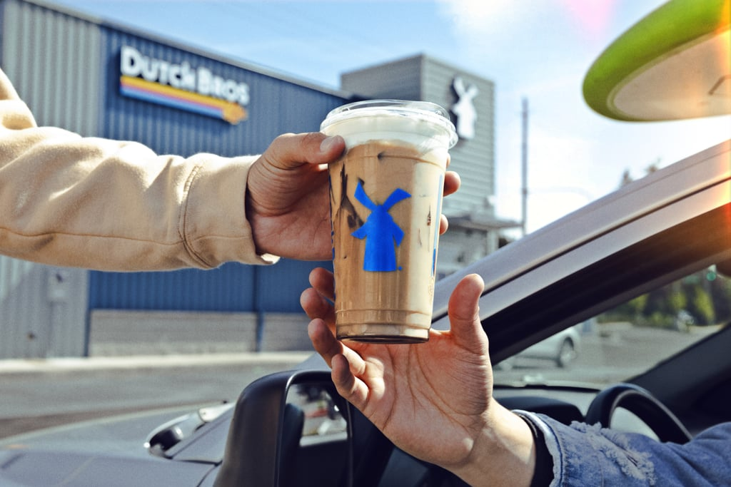 Dutch Bros Iced Campout Cold Brew