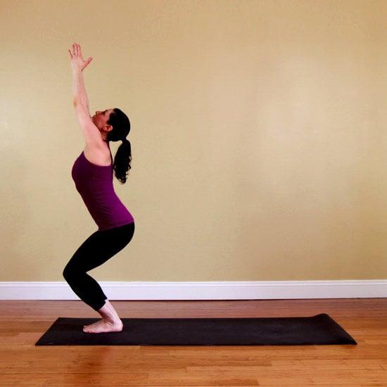 After-Work Yoga Poses | POPSUGAR Fitness