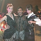 Marc Jacobs and Alexa Chung partied together inside the Met Gala. Source: Twitter User alexa_chung