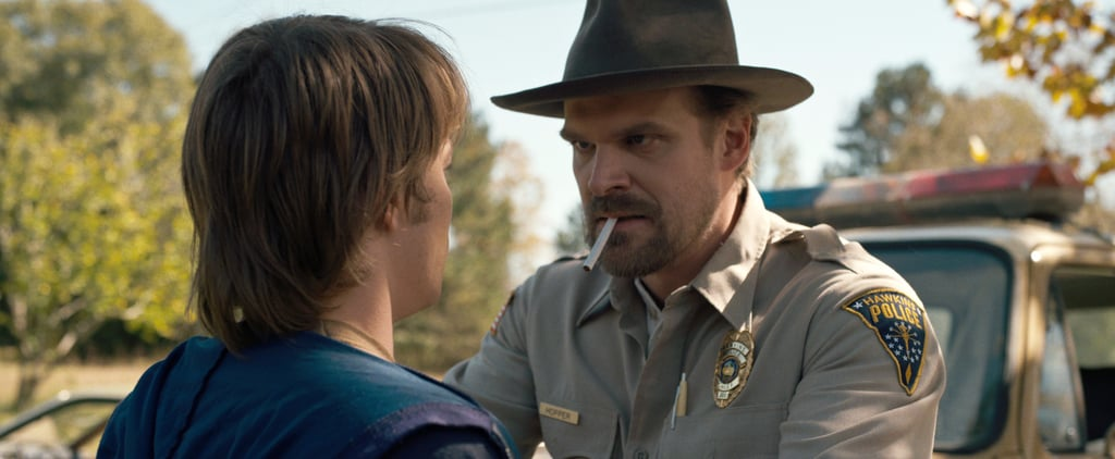 Here's Where You've Seen Emmy Nominee David Harbour Outside of Stranger Things