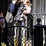 Sarah Jessica Parker Wraps Up Her Birthday Weekend With Marion and Tabitha