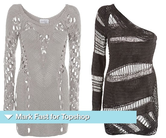 Photos of Mark Fast's Collection for Topshop June 2010