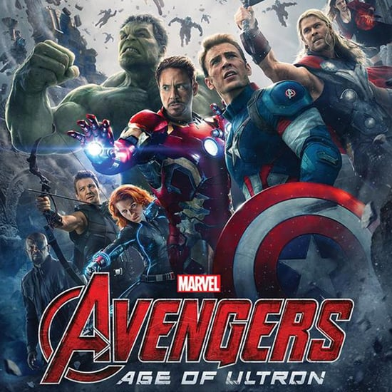 The New Avengers Poster Really Wants to Freak Us Out