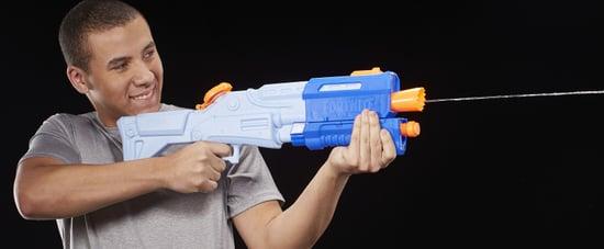 Nerf Fortnite Blasters and Super Soakers