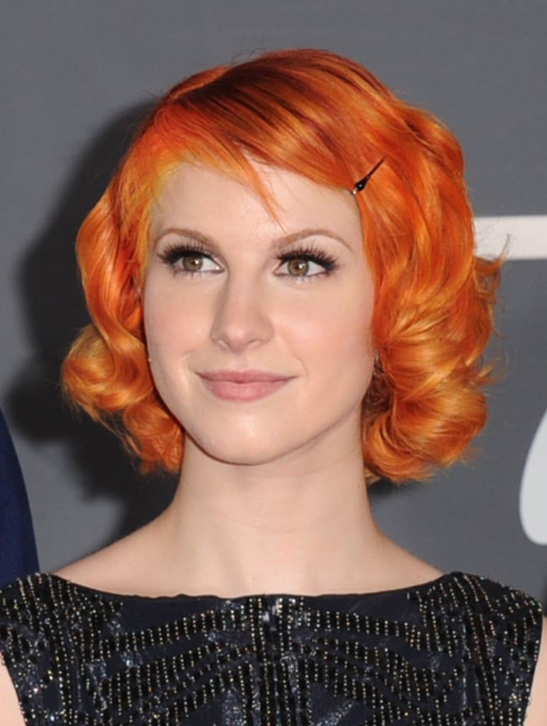 Hayley Williams Hair Color Line Popsugar Beauty Photo 11