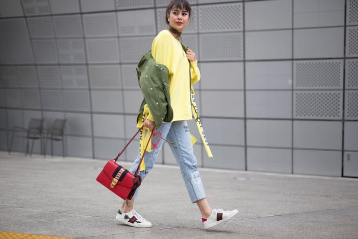 Best Everyday Sneakers   POPSUGAR Fashion