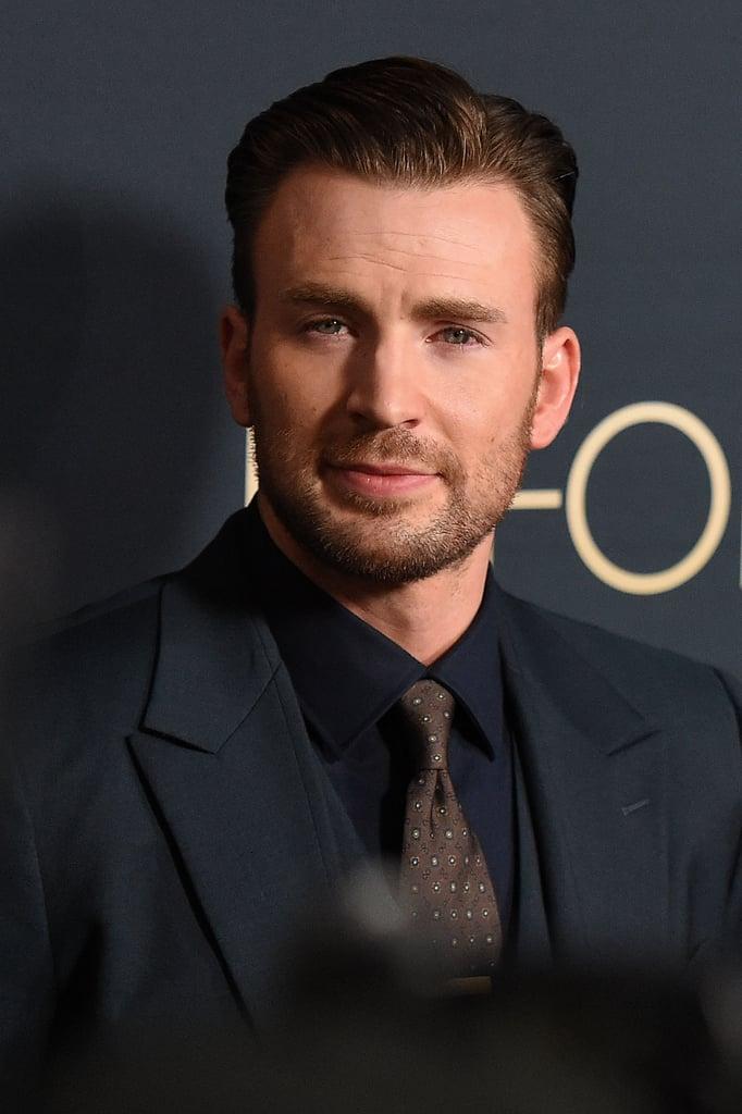 Chris evans hot