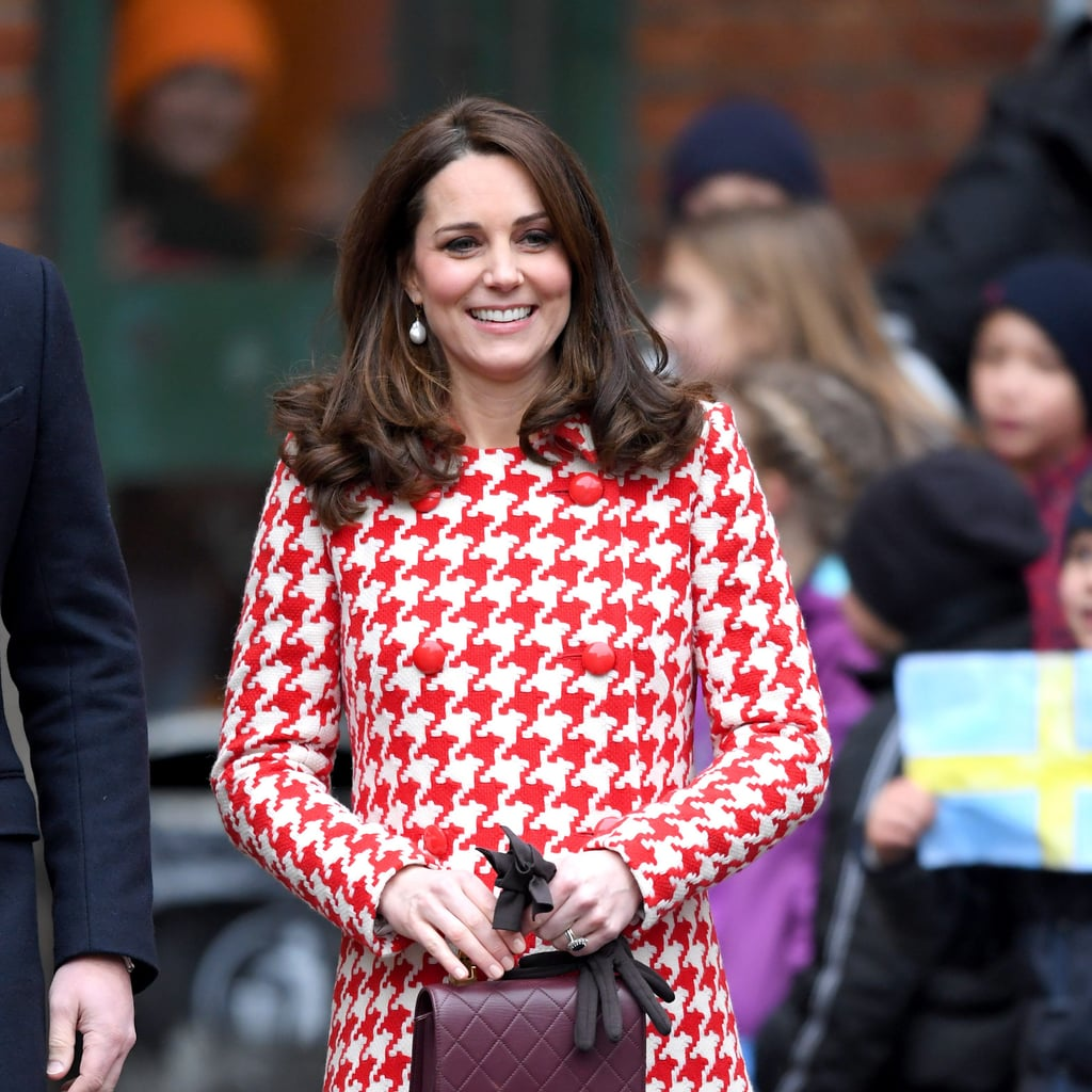 What Hair Products the Duchess of Cambridge Use?