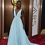 Lupita Nyong'o Pictures at 2014 Oscars