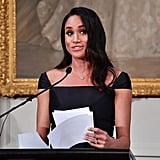 Meghan Markle's Speech in New Zealand 2018
