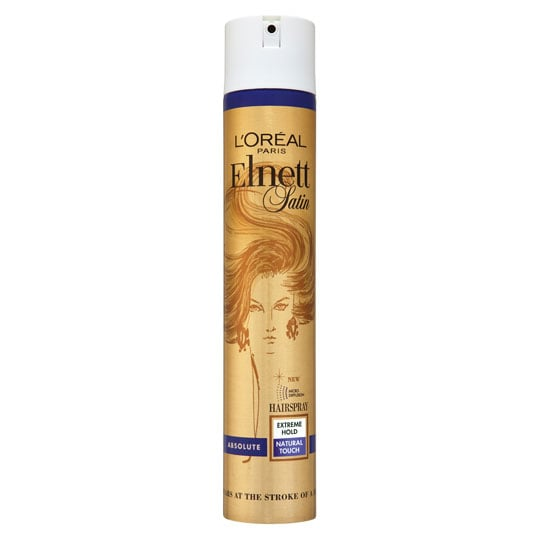 L'Oréal Paris Elnett Satin Absolute Extreme Hold, from $4.95