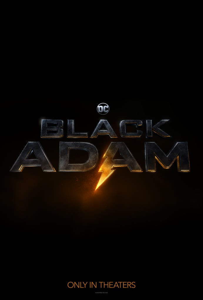 DC's Black Adam Movie Release Date