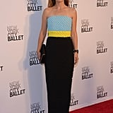Natalie Portman arrived at the New York City Ballet 2013 Fall Gala.