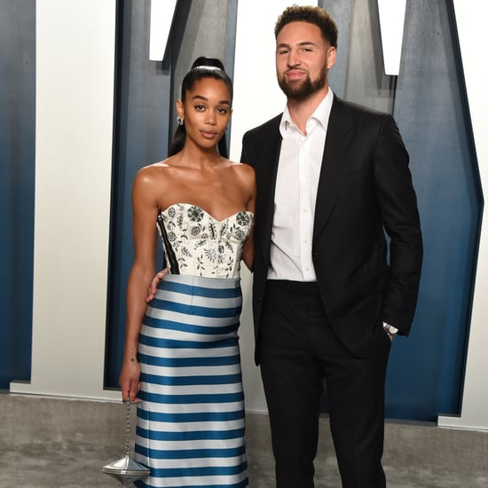 Laura Harrier and Klay Thompson's Cutest Pictures
