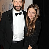 Judd and Maude Apatow