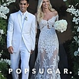 Devon Windsor's Zuhair Murad Wedding Dress