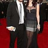 Jack Osbourne and Lisa Stelly looked sweet.