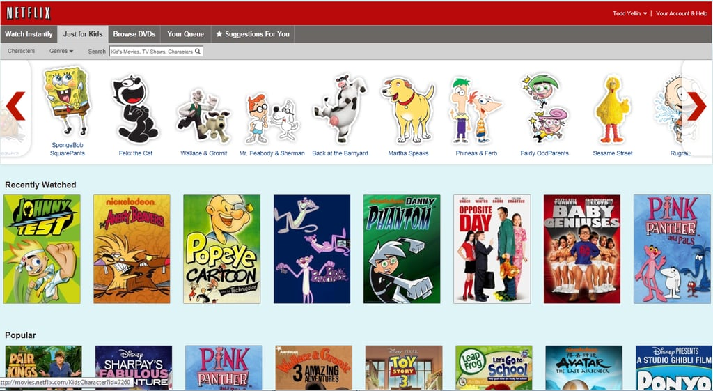Netflix Movies Based On Books For Kids
