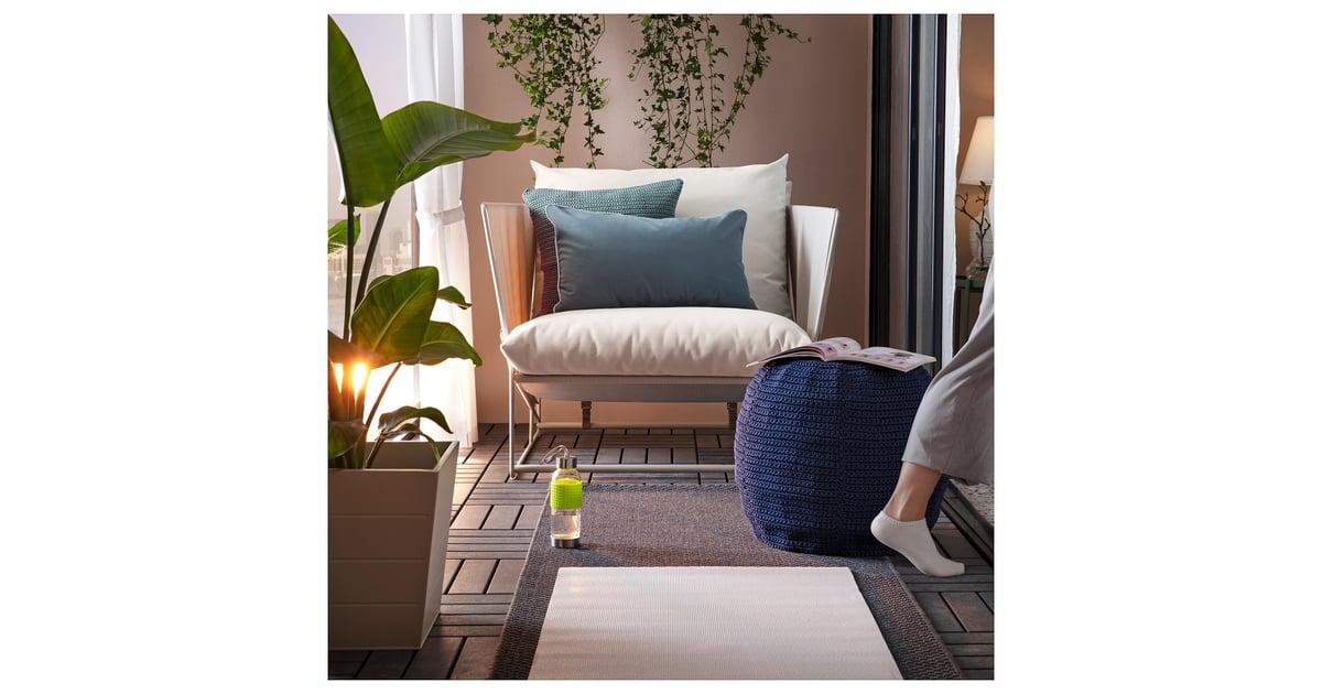 Havsten Armchair | Best Ikea Outdoor Furniture For Small ...