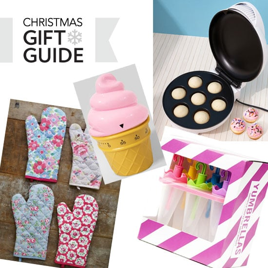 Christmas Gift Ideas For the Fashionable Foodie: Cute Kitchenware, Food Related Presents and Baking Goods Online