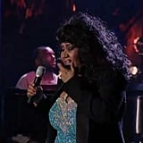 """(You Make Me Feel Like) A Natural Woman"" at the Rock & Roll Hall of Fame in 1995"