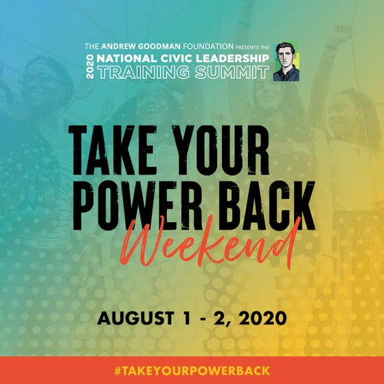 Take Your Power Back Weekend: Young Voter Virtual Event
