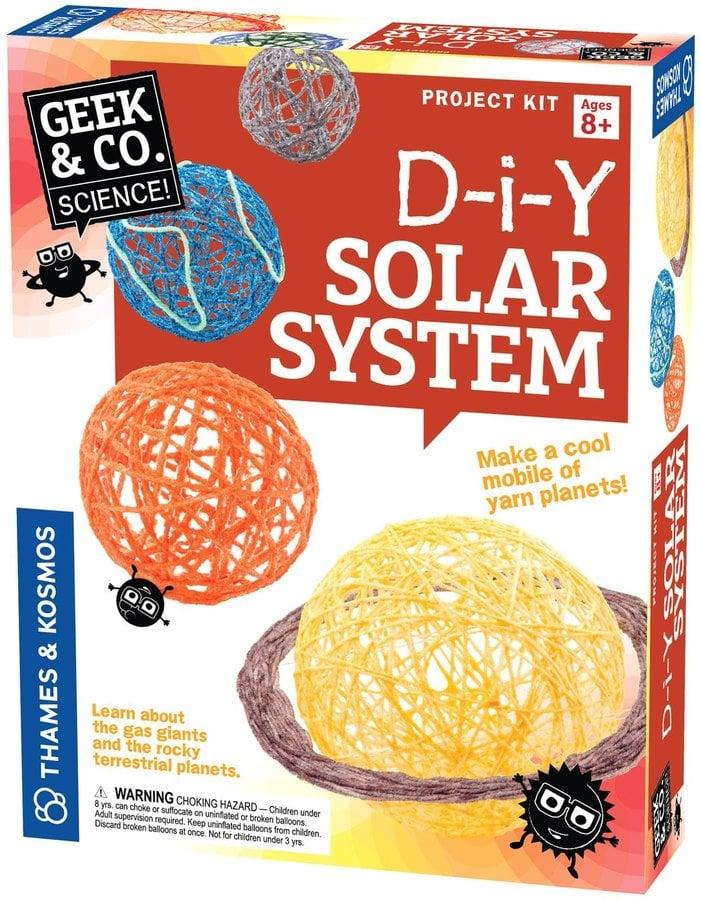 Thames & Kosmos DIY Solar System