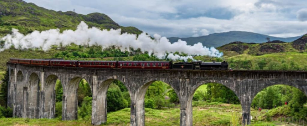 Go on the Trip of a Lifetime by Visiting All the Harry Potter Filming Locations