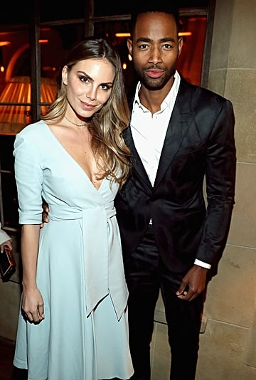 Jay Ellis and Nina Senicar's Cutest Pictures