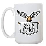 She's a Catch Mug