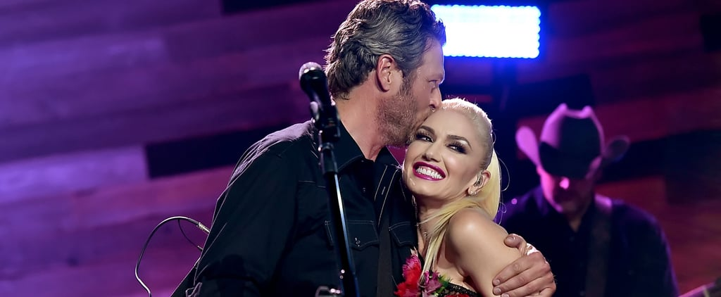 "Gwen Stefani Is the ""Biggest Blake Shelton Fan,"" but That Wasn't Always the Case"