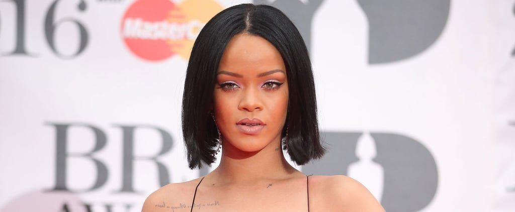 Rihanna Looks Like Something Out of Your Wildest Dreams at the Brit Awards