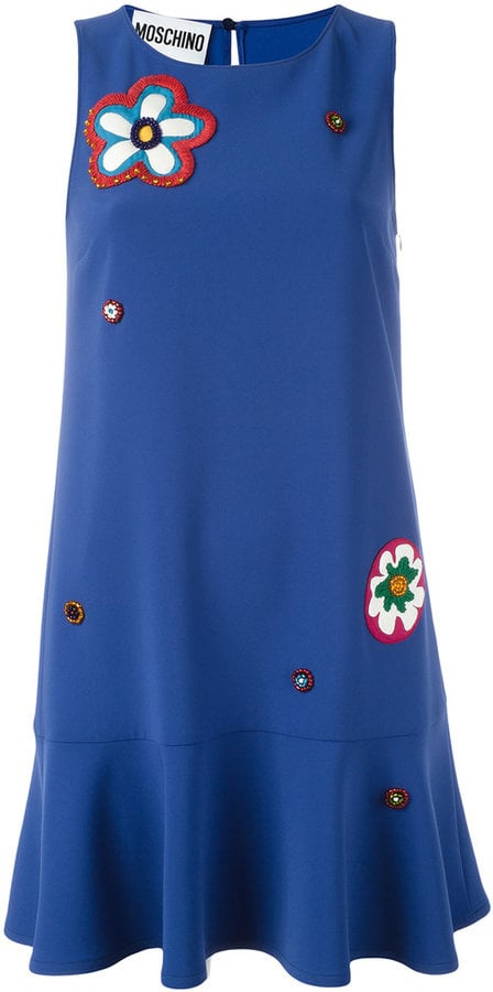 Moschino Flower Power Dress