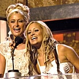 Nicole Richie and Paris Hilton Took Over at the 2003 Show