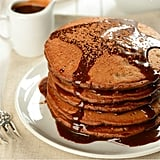 If you're trying to avoid flours (including Paleo ones), this recipe is for you. Eggs, bananas, and nut butter help create that familiar pancake texture. Recipe: PaleoHacks | Nutty Choco-Nana Paleo Pancakes