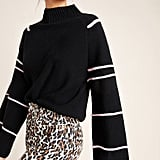 Taylor Bell-Sleeved Sweater