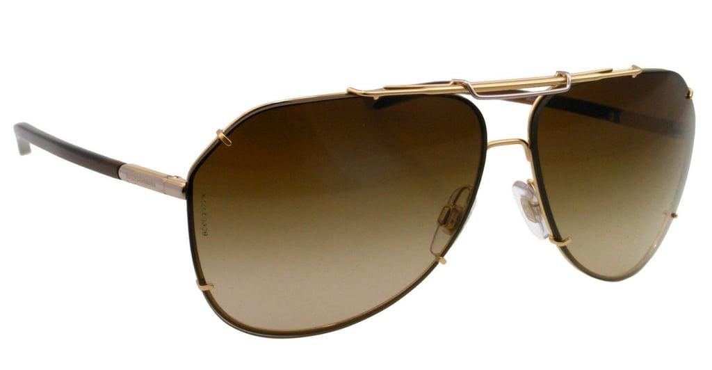 f6872428f635e Dolce   Gabbana Aviator Sunglasses ( 290)