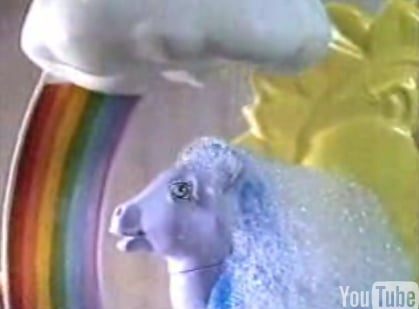 Flashback: My Little Pony Waterfall Set