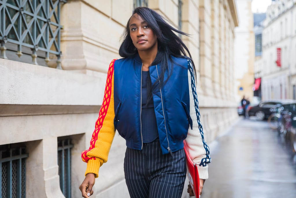 Paris Fashion Week: Street Style Winter and Spring Walk Together through The Streets
