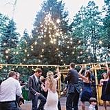Elegant Mountain Wedding
