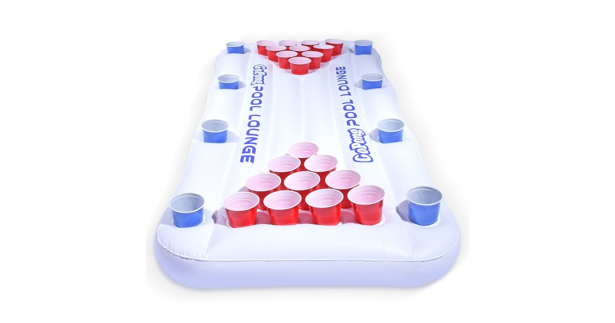 Gopong Inflatable Beer Pong Table Best Pool Floats From