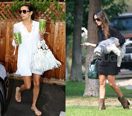 Who Wore It Better? Juicy Couture Swiss Tunic Dress